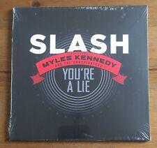 "Slash - You're A Lie  7"" vinyl Sealed Guns N Roses"