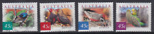 AUSTRALIA 2001 Natura Birds Adhesive Yv 1970a and 1973a Used very fine