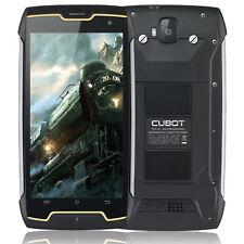 5? Cubot King Kong 3G Smartphone Quad Core 2GB+16GB IP68 4400mAh Android Handy