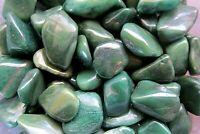 *ONE* Buddstone Verdite Tumbled Stone 30-35mm QTY1 Healing Crystal Akashic