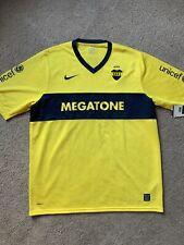 Nike Soccer Boca Juniors Jersey Mens XL NWT