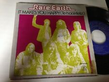 "RARE EARTH - SPANISH 7"" SINGLE SPAIN IT MAKES YOU HAPPY - CLASSIC ROCK"