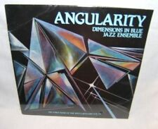 Air Force Band of the West, LP record Angularity SEALED