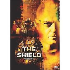 THE SHIELD TV Series Complete Season 1 (DVD, 2002, 4-Disc Set)