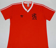 1985-1987 HOLLAND ADIDAS HOME FOOTBALL SHIRT (SIZE L)