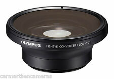 Olympus Fish Eye Converter compatible with Tough TG-1 TG-2, TG-3  FCON-T01