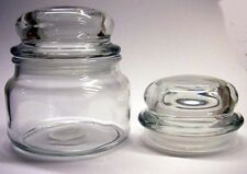 "Clear Glass Dome Lid For 3"" Apothecary Jars (72 Lids)"