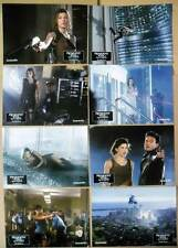 RESIDENT EVIL APOCALYPSE - Jovovich - JEU ALLEMAND 8 PHOTOS/8 GERMAN LOBBY CARDS
