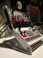 Korg Volca Duo Rack Stand Halter für 2 Stück fm kick beats sample bass keys
