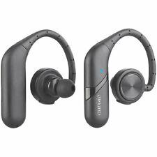 auvisio True Wireless In-Ear-Headset, Ohrbügel, Bluetooth 5, 15 Std. Spielzeit