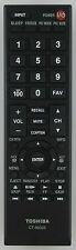 Toshiba CT-90325 / CT90325 Original OEM TV Remote Control - Brand New