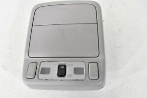 2003-2005 Subaru Forester XT Dome Map Light Overhead Sun Glass Holder 03-05