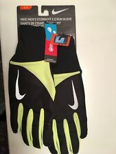 ~*NIKE*~Men's~Storm Fit~2.0~BE DRY~Run Gloves~Size Small~RUNNING~NEW IN PACKAGE!