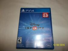 Disney Infinity -- 2.0 Edition (Sony PlayStation 4, 2014)