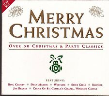 V/A - Merry Christmas 3xCD - Bing Crosby Dean Martin Westlife Spice Girls