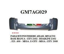 PARAURTI POSTERIORE AIXAM MINAUTO BASE CITYZ402 ROADLINE Z402-523-600 GM7AG029