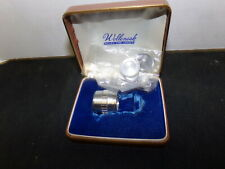 Bell + Howell Comat 0.5 F/2.5 Camera Lens In Case SHIPS FREE!