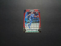 2017-18 Markelle Fultz Prizm Mosaic Red Rookie 88 RC Orlando Magic Panini