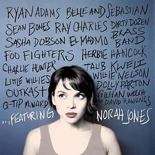 Norah Jones FEATURING Gatefold BLUE NOTE RECORDS New Sealed Vinyl 2 LP