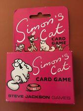 Steve Jackson Games: Simon's Cat: The Card Game