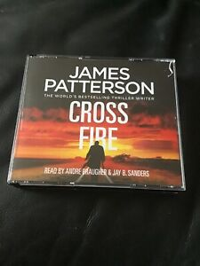 James Patterson Cross Fire Audiobook CD