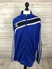 ADIDAS CLIMA365 Track Top - XL - Blue - Great Condition - Men's