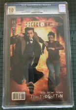 2009 Doctor Who #4A CGC 10.0 Pop 3