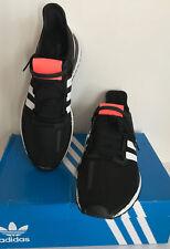 Nib!Men's adidas Originals U_Path Run Casual Shoes In Black