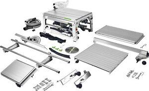 Festool Tischzugsäge CS 70 EBG-Set PRECISIO   574782