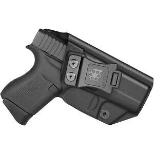Amberide IWB KYDEX Holster Fit: Glock 43/43x