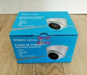HIKVISION HiWatch IPC-T120-I 4mm 2MP IP Turret Camera POE IR 30m AU stock
