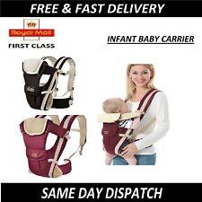 Adjustable Breathable Infant Baby Carrier Ergonomic Wrap Sling Newborn Backpack