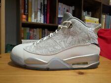 Nike Jordan air Dub Zero láser White 44.5 UE/10.5 us/9.5 UK