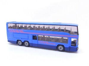 91952 SIKU 3814 Mercedes Benz Bus O 404 DD Double-Decker Modèle 1:55