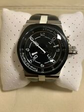 D&G Hombre Reloj Negro Y Blanco