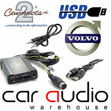 Connects2 CTAVLUSB001 Volvo V70 Upto 04 USB SD AUX IN Car Interface Adaptor