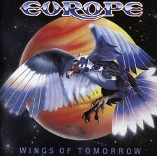 Wings Of Tomorrow - Europe (2010, CD NIEUW)