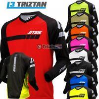Jitsie L3 TRIZTAN Trials Riding Shirt - In 9 Colours