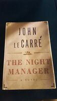 Night Manager by John Le Carre Hardcover Dustjacket First Edition