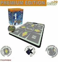 High Dense Energy Foam Deluxe DDR PC,Xbox,PS2,Wii Dance Pad Mat