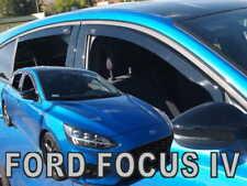 FORD FOCUS MK4  2018 -  HATCHBACK  5.doors Wind deflectors  4.pc  HEKO 15330 NEW