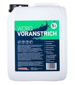 NEU Worq Pro Bitumen Voranstrich - Grundierung für Schweißbahnen