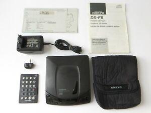 Onkyo DX -F5 CD Player