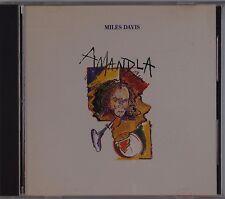 MILES DAVIS: Amandla WARNER BROS '89 Orig JAZZ CD NM Disc