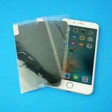 HD Privacy Anti-Spy PET Plastic Protector Lot For iPhone 8