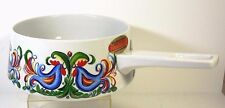 Villeroy & Boch Fondue Pot Rooster or Bird Design Luxembourg Discontinued