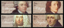 Ierland 1899-1902 Componisten  2009    postfris/mnh