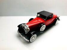 Duesenberg II SJ rojo negro 1//18 GreenLight modelo coche con o sin individiu