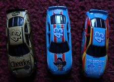 Lot of 3 Diff 2008 Richard Petty #43 Celebrate the Legacy Die Cast Cars Sealed
