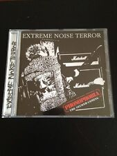 Extreme Noise Terror Phonophobia Second Coming Cd 2017!  Discharge Gbh NEW